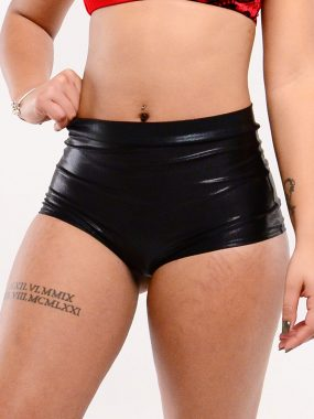 boomkats pole dance shorts
