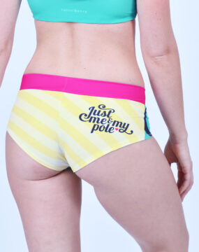 pole dance shorts boomkats clothes candy1