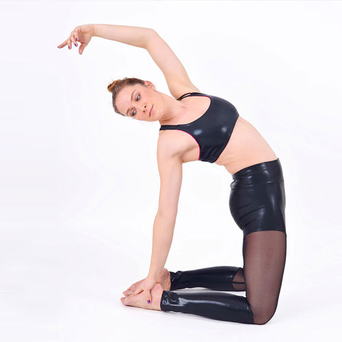 boomkats black leggings