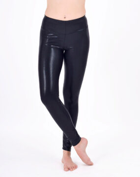 boomkats polewear long leggings black 1