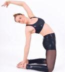 boomkats polewear leggings long black net 4