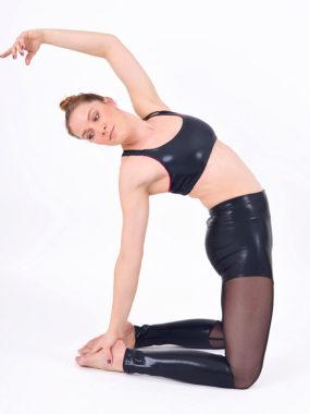 boomkats polewear long leggings black net 4