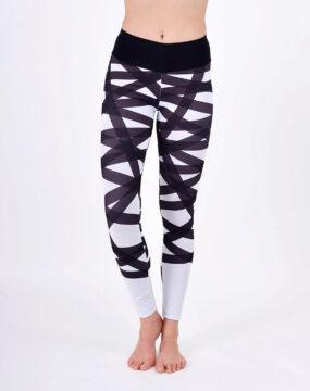 boomkats polewear leggings long blacktape 1