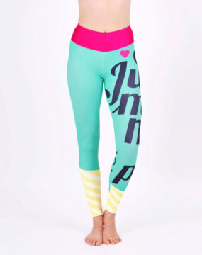 boomkats polewear long leggings candy 1
