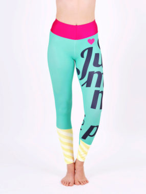 boomkats polewear leggings long candy 1
