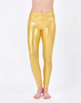 boomkats polewear leggings long golden 1
