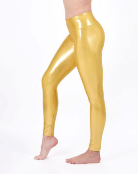 boomkats polewear leggings long golden 2