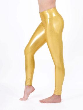 boomkats polewear long leggings golden 2