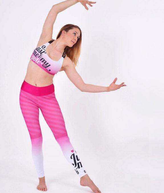 boomkats polewear leggings long pinktype 4