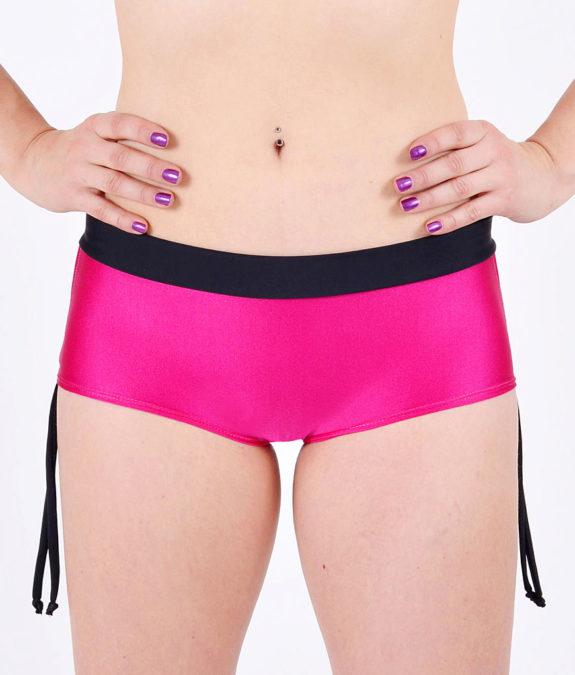 boomkats polewear short caterpillar pink 1