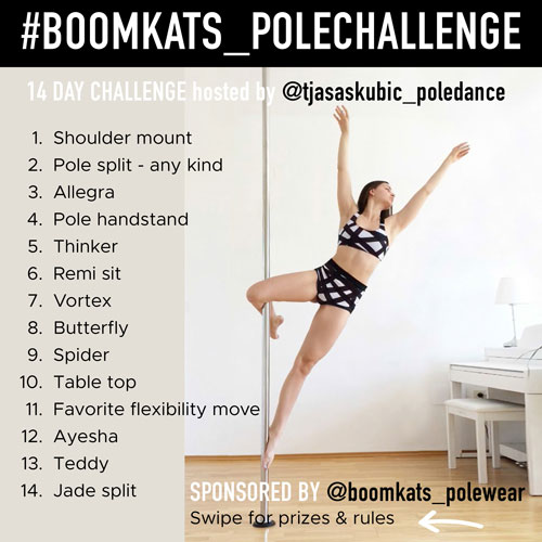 14 pole dance moves you simply have to know boomkats com