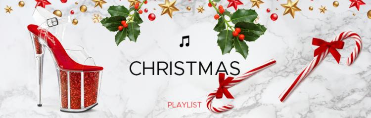 pole dance playlist christmas