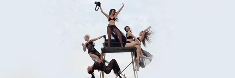Cecilia de Bucourt interview boomkats polewear