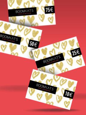 boomkats pole dance gift card 3
