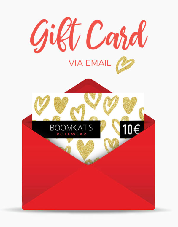 boomkats pole dance gift card email