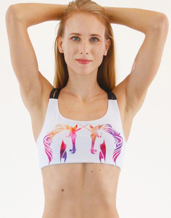 pole dance top boomkats clothes unicorn