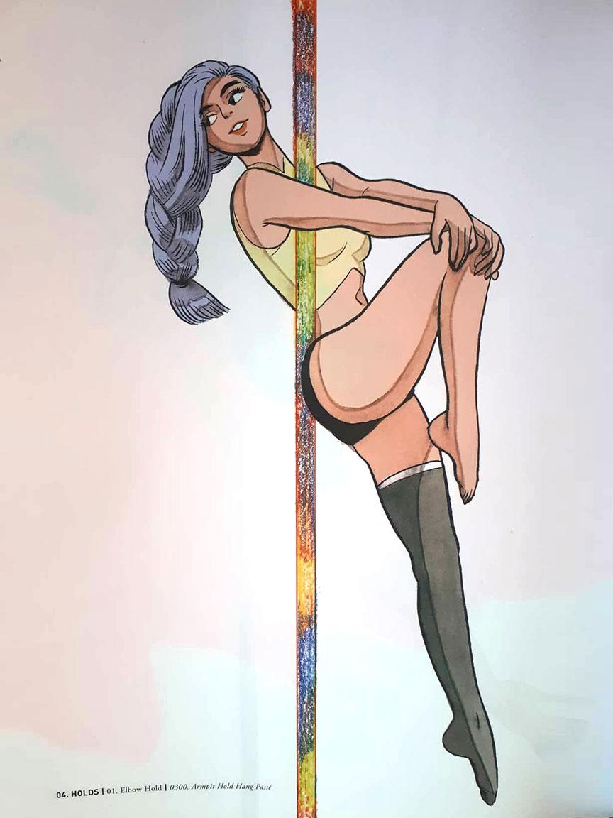 boomkats pole holds 8