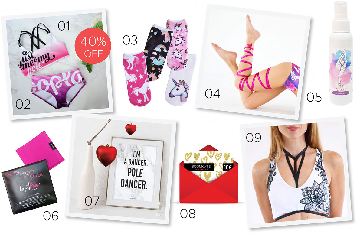 boomkats pole dance gifts guide 6