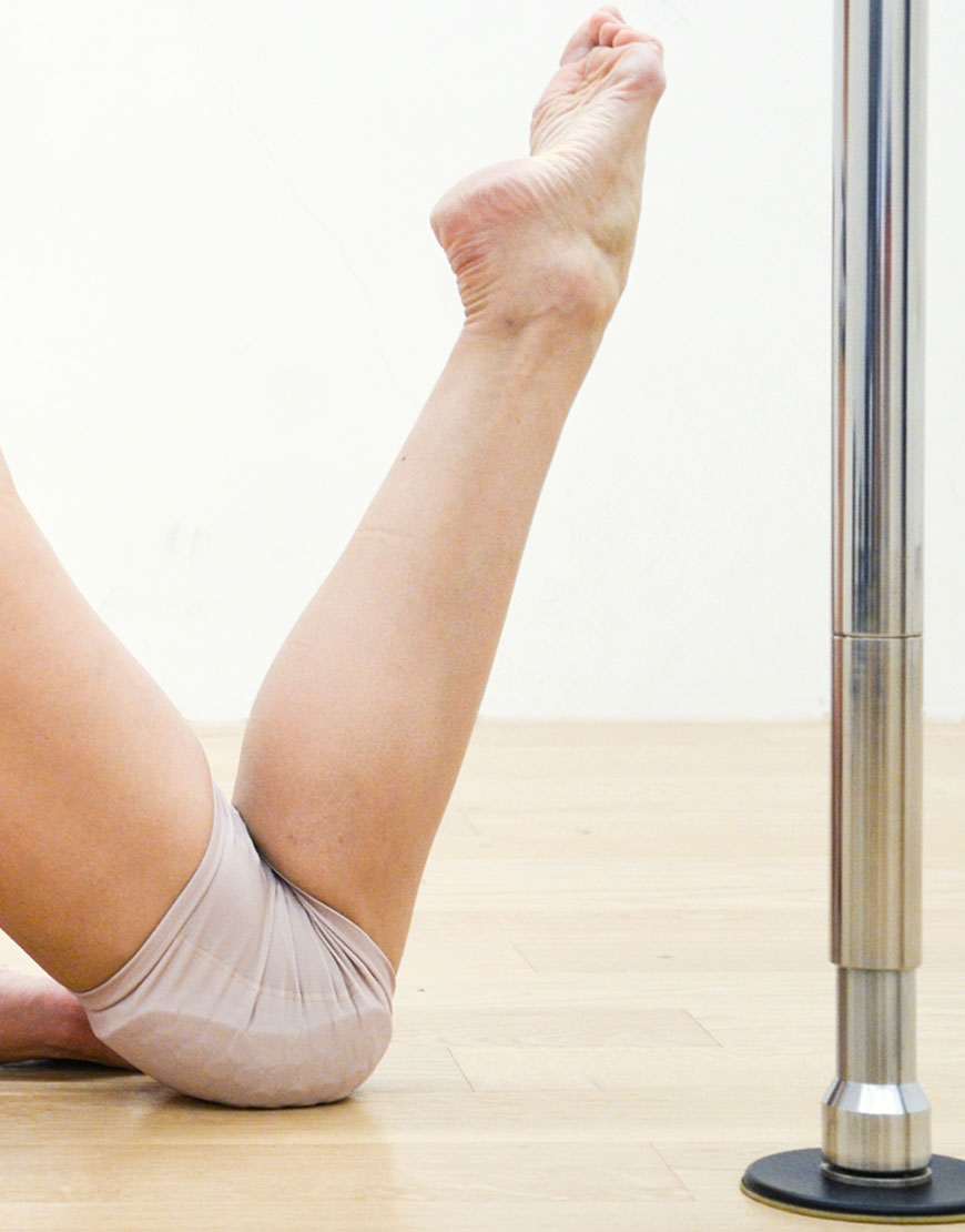 intermedicate exotic pole dance tutorial