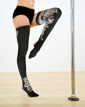 pole dance leg warmers boomkats clothes