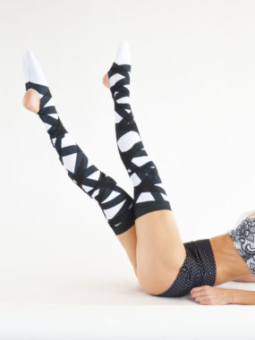 pole dance leg warmers boomkats clothes