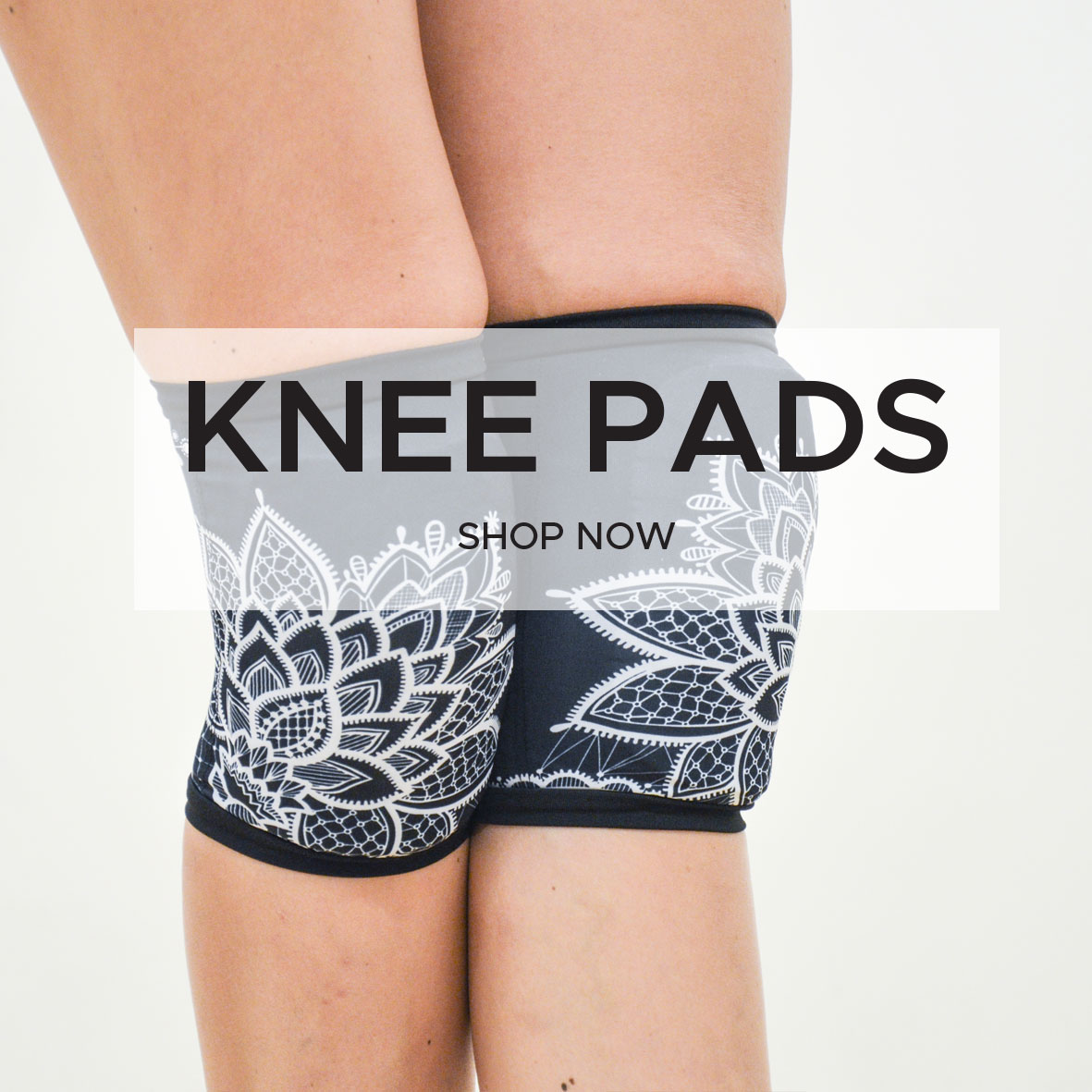 boomkats pole dance clothes knee pads