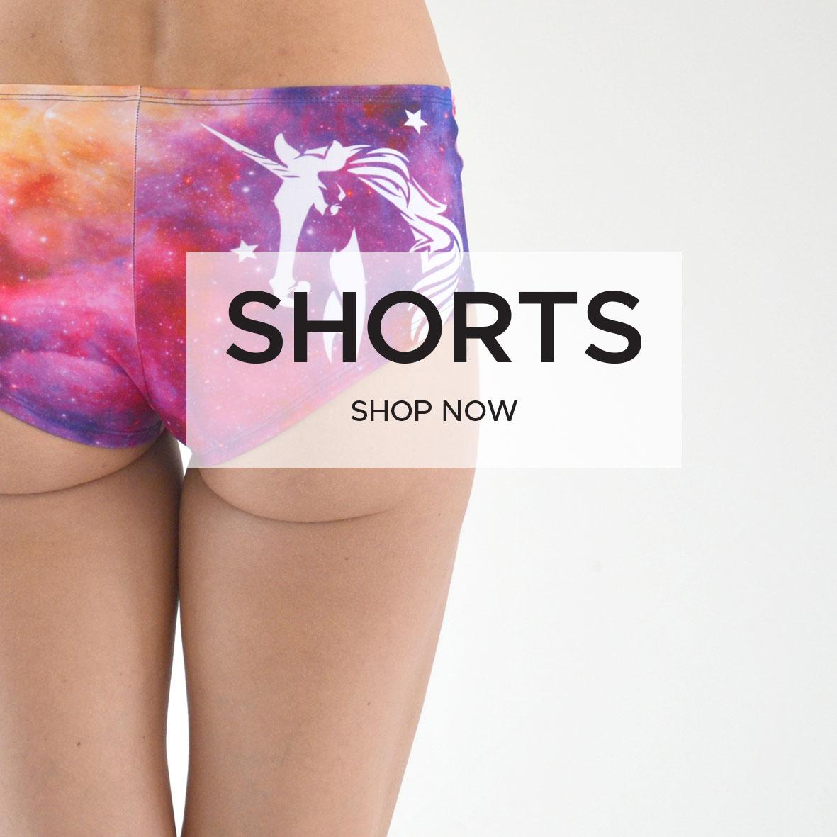 boomkats pole dance clothes shorts