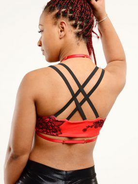 boomkats pole dance harness